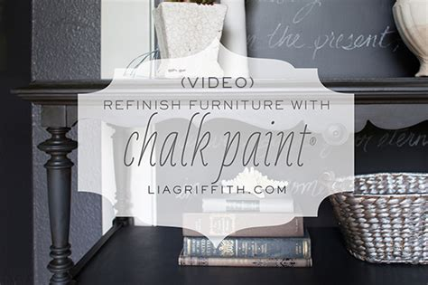 chalkboard paint tutorial tutorial on my favorite chalk paint technique