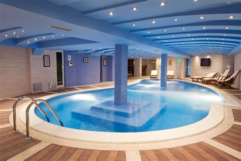 indoor pool considerations    custom