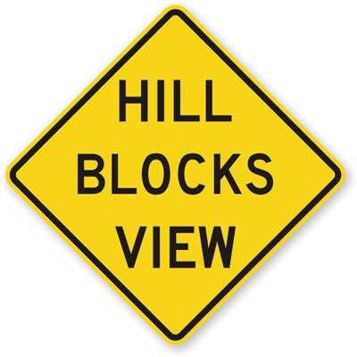 image gallery hill sign