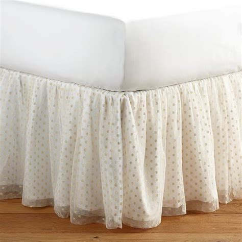 bed shirts the emily meritt tulle tutu bedskirt pbteen