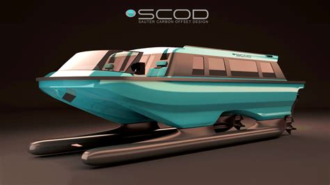 the swath electra glide a solar electric boat tender - Electric Boat Indeed