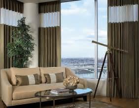 Modern window curtains decoist