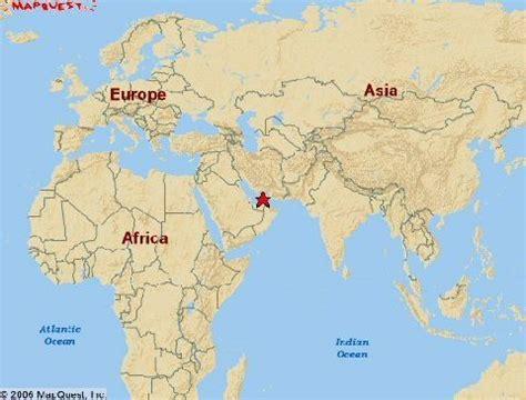 arabian peninsula map location image gallery dubai location