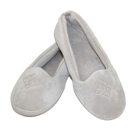 walmart dearfoam slippers df by dearfoams s velour clog slipper shoes