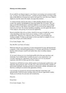Copywriter Cover Letter Sle by Copywriter Cover Letter Sle Guamreview
