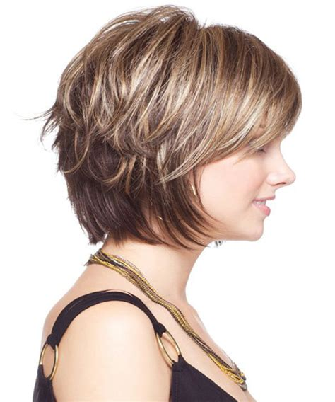 layered neck length bob hairstyles neck length bob hairstyles 2018 chunk of style short