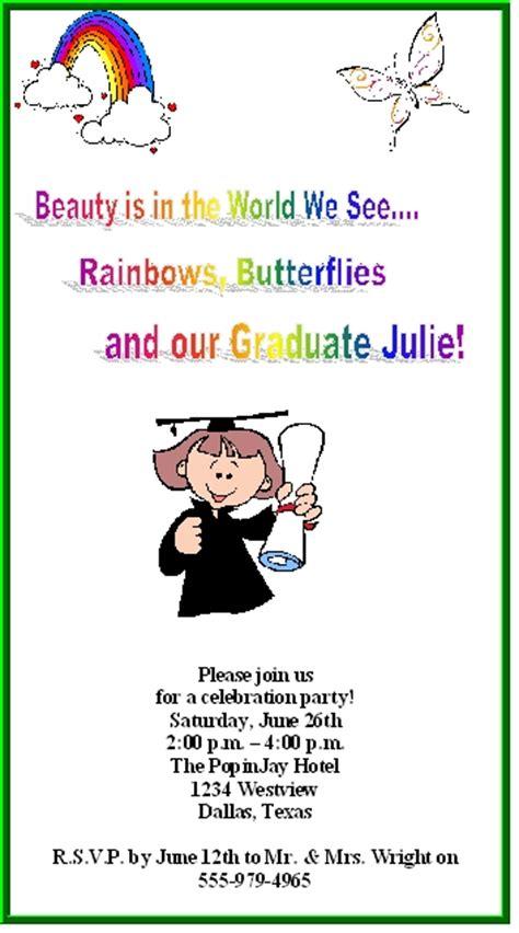 graduation announcements sayings free printable graduation