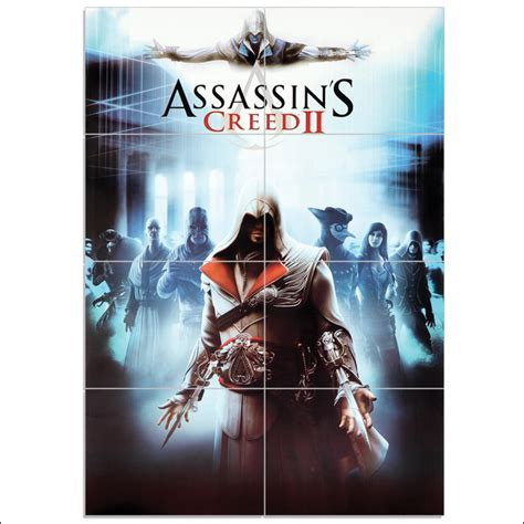 Blockers Poster Assassin S Creed Brotherhood Block Wall Poster
