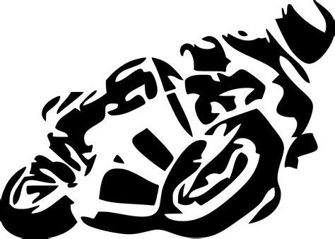 Motorrad Aufkleber 3 Cm by Motorrad Silhouette 10 Cm X 7 Cm Aufkleber Decut Folie