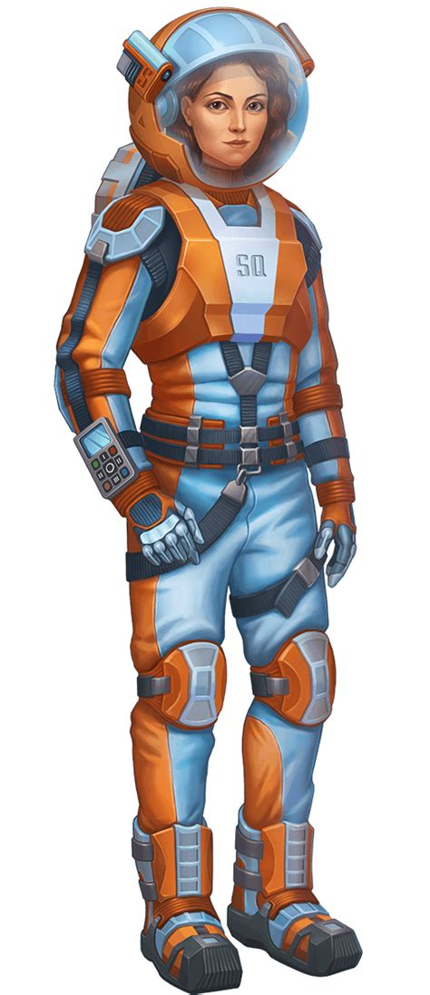 Astronaut PNG Free Clipart On The Web
