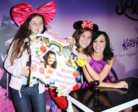 katy perry fan club katy perry celebrates fragrance launch with some of her