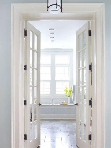 bathroom french doors 67 best images about master bath on pinterest vanities