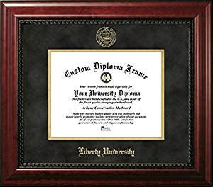 Liberty Mba Diploma Frame by Liberty Official Diploma Frame