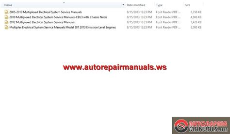 keygen autorepairmanuals ws paccar multiplexed service manuals keygen autorepairmanuals ws paccar multiplexed service manuals