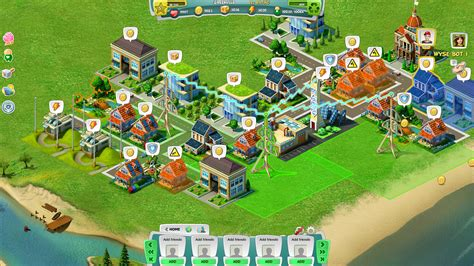 house design building games build a town city simulation plan it green build a city game