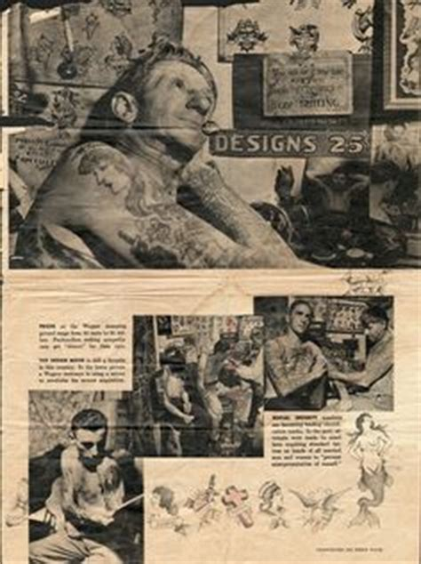 charlie wagner tattoo 1000 images about history on sailors