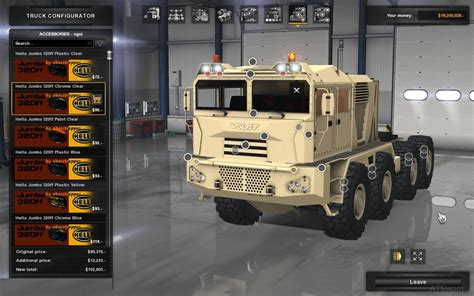 how is the truck mzkt volat truck mod for ats v1 6 truck