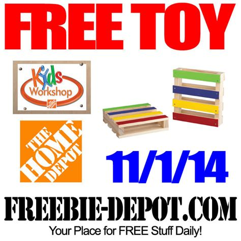 free pallet coaster at home depot freebie depot