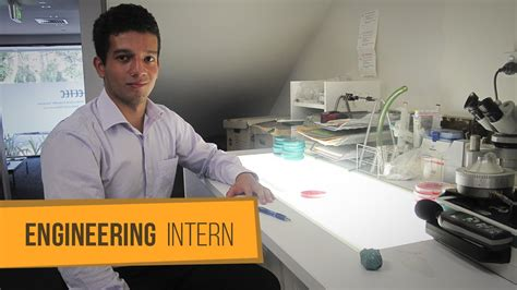 intern story raphaels chemical engineering internship youtube
