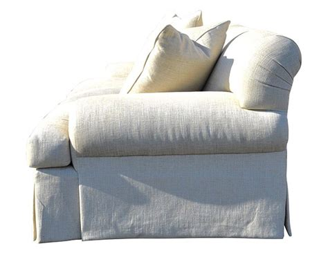 Oscar Upholstery by Oscar De La Renta Sofa With Neutral Upholstery The Local