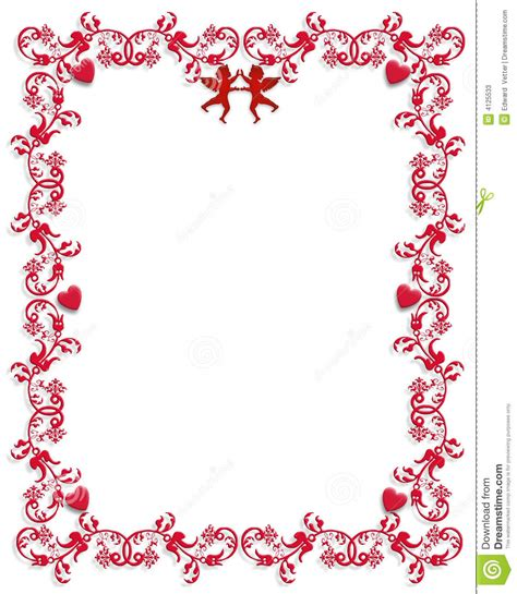 valentines frames free s day border clipart clipart suggest