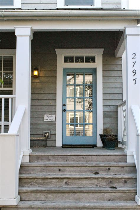 Exterior Front Door Colors Ah Ha Door Color I M Thinking About With Our Siding Color And Corners We I