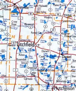 meeker colorado map meeker county minnesota real estate