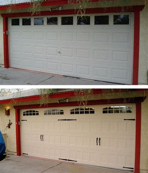inspired amarr garage doors mode before and after amarr s oak summit collection features authentic carriage house style garage