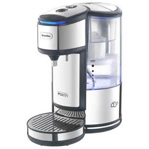 Breville Kettles And Toasters Buy Breville Cup Brita Water Dispenser 1 8l Black