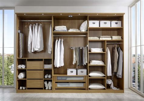 Designs Of Wardrobes From Inside by