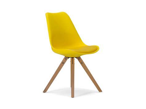 Stuhl Gelb by Stuhl Kunststoff Gelb Retro Design Stuhl Esszimmerstuhl