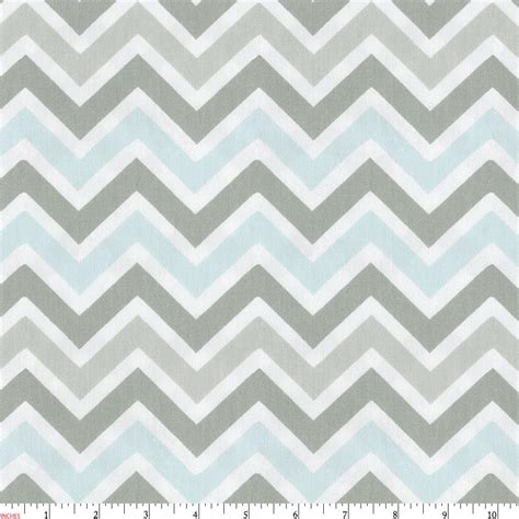 Home Decor Turquoise And Brown by Mist And Gray Chevron Fabric By The Yard Gray Fabric