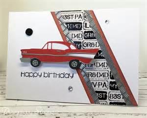 designs by classic car birthday card