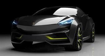 Lamborghini Sub All Electric Lamborghini Agressivo Suv Could Give Tesla