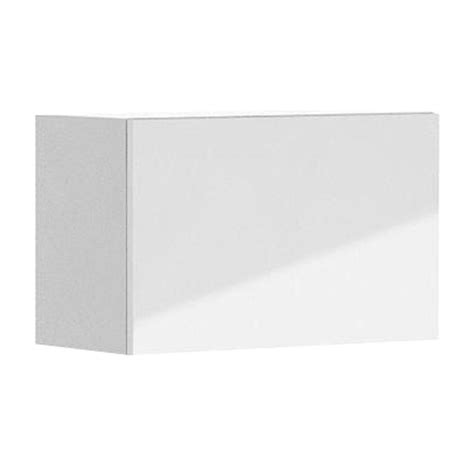 Melamine Kitchen Cabinet Doors Eurostyle 24x15x12 5 In Valencia Wall Bridge Cabinet In White Melamine And Door In White W2415
