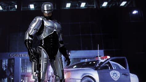 film robot police photos robocop robot police fantasy movies