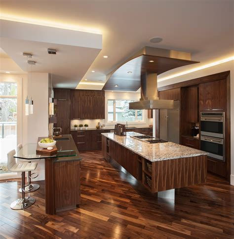 Kitchen Soffit Lighting Looking Kitchen Soffit In Kitchen Contemporary With Mahogany Cabinets Next To Soffit
