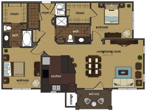 floor plans design bookmark 1156