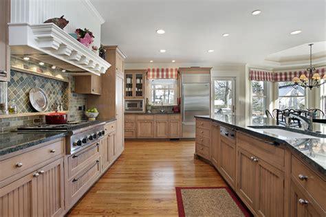Narrow Kitchen Peninsula 124 Luxury Kitchen Designs Part 2