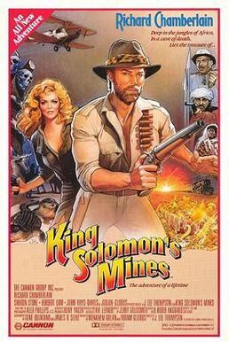 libro king solomons mines king solomon s mines 1985 film wikipedia