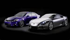 Lexus Lfa 2005 Concept To Reality Part One 2005 Lexus Lf A Coupe In