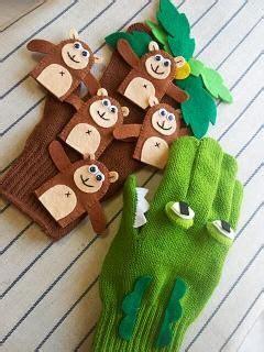 little monkeys swinging in a tree フェルトの指人形 のおすすめアイデア 25 件以上 pinterest 指人形 操り人形 フェルト製パペット