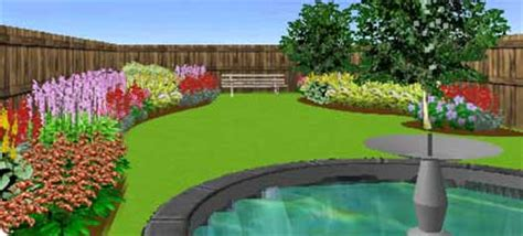 design your backyard virtually bbc the virtual garden permaculturepower