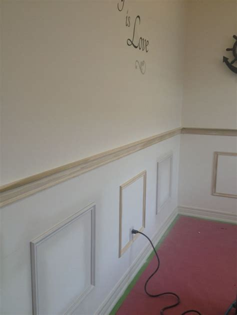 Easy Wainscoting Diy by Easy Diy Wainscoting New Generation Interiors Work
