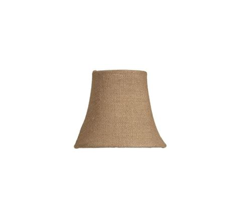 burlap chandelier shades burlap chandelier shade set of 3 pottery barn