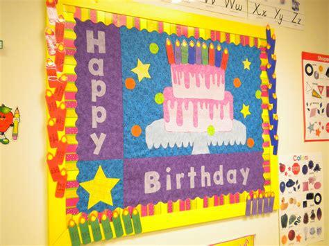 bulletin board decorations bunches of bulletin boards preschool birthday bulletin