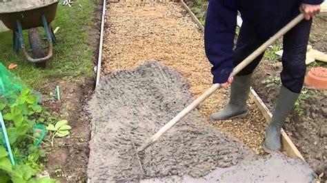 faire une dalle beton exterieur 4225 comment faire une dalle en b 233 ton coul 233 une dalle en