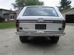 1972 Dodge Colt For Sale Bangshift 1972 Dodge Colt Wagon