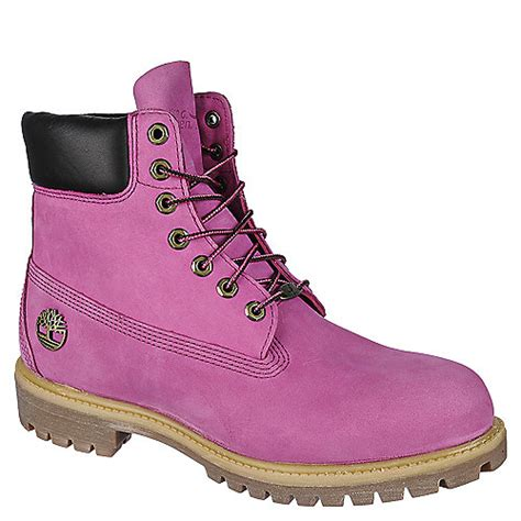 mens pink boots timberland 6 in mens pink casual boot shiekh shoes