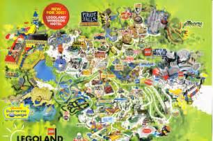 map of legoland california legoland map